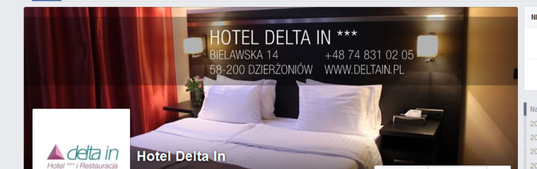 Hotel Delta In *** on Facebook